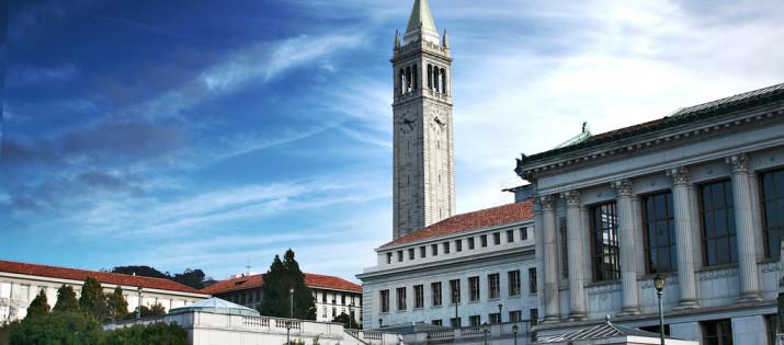 UC Berkeley SAT Scores