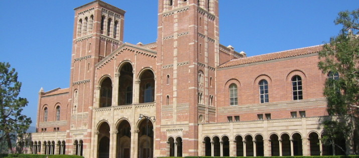 Required GRE Scores for UCLA