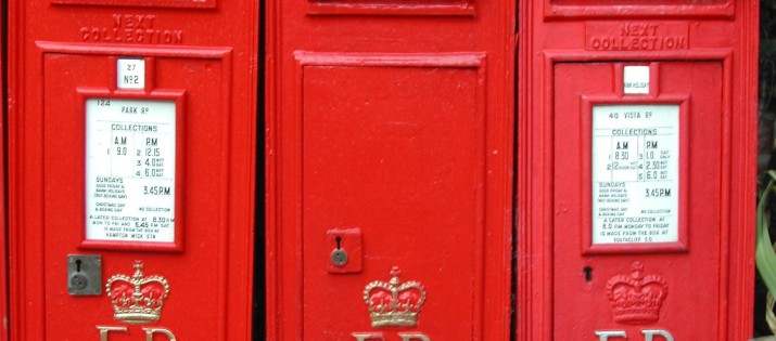 Permutation & Combination : In how many ways can 5 letters be posted in 3 letter boxes?