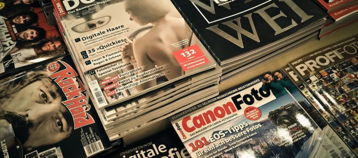 Top Ten International Magazines for Students