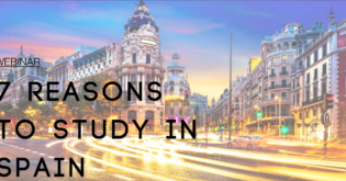 Seven Reasons To Study In Spain – Dr Gaston Fornes