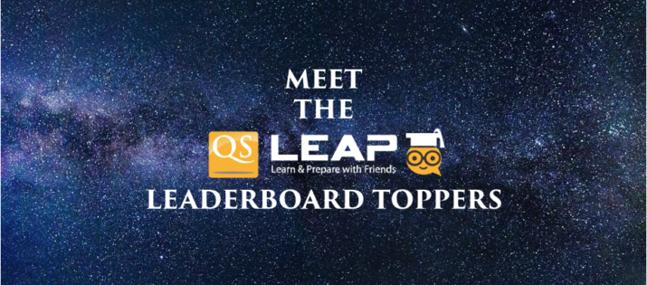 Meet Our GMAT Leaderboard Toppers!