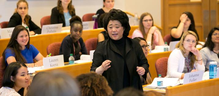 Harvard Business School Expands Peek Program for 2016