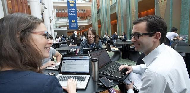 Michigan Ross Kicks Off Annual Immersive MAP Program