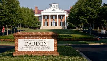 UV Darden Fall 2016 MBA Application Deadlines