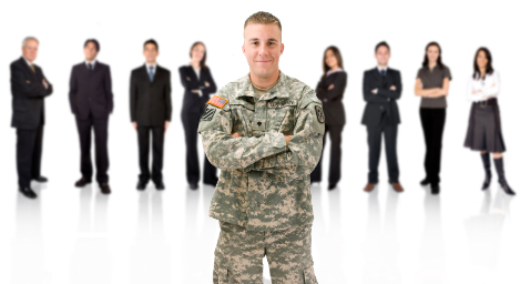 Attention, Military MBA Applicants